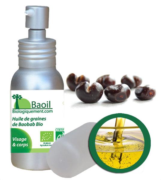 Huile de Baobab Biologique Baoil ®