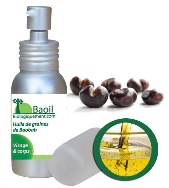 Huile de Baobab Baoil ®